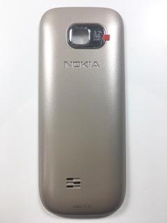 גב/מכסה אחורי לנוקיה NOKIA C2 בצבע זהב