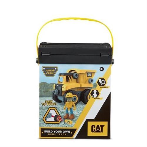 סט בניית משאית עפר CAT
