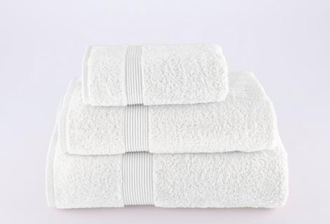 מגבת פנים 100% כותנה 50/90 - פריד ST550 לבן