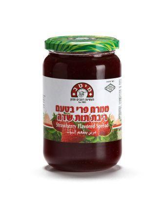 מיטב ריבה 800 גרם תות שדה