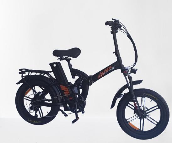 אופני אלפא שיכוך מלא 48V 20A