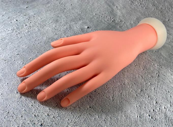 יד אימון מסיליקון רך וגמיש