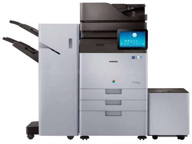 מדפסת משולבת A3 צבעונית סמסונג Xpress SL-X7400LX