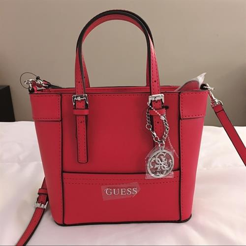 red mini guess