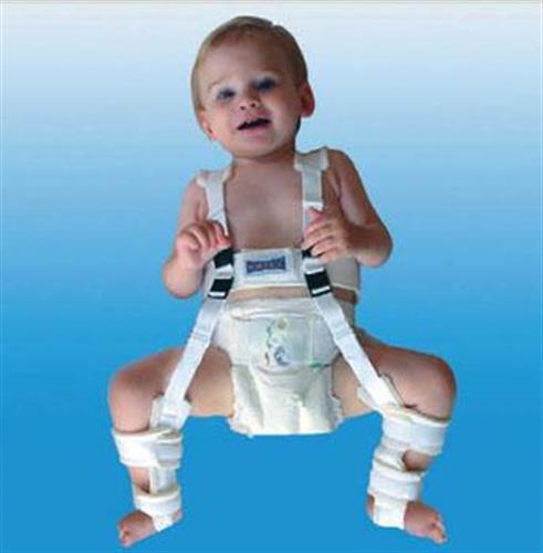 רצועות פיסוק לתינוק PAVLIK