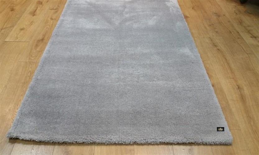 שטיח אפור מיקרו פיבר דגם feel