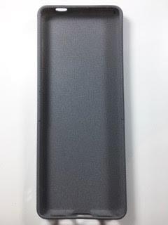 מגן INOTE מחוספס לשיאומי +XIAOMI QIN 1S בצבע אפור
