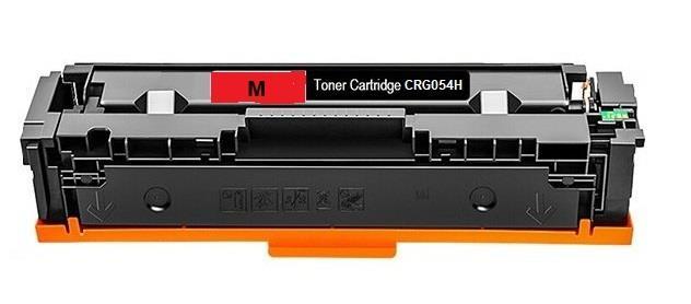 טונר אדום תואם Canon LBP621,623,645 MF643,645 CRG054H M