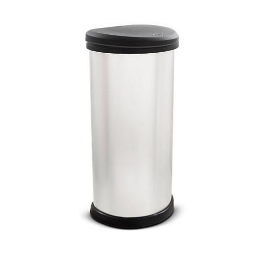 פח אשפה למטבח 30 ליטר - Curver דגם Deco Bin