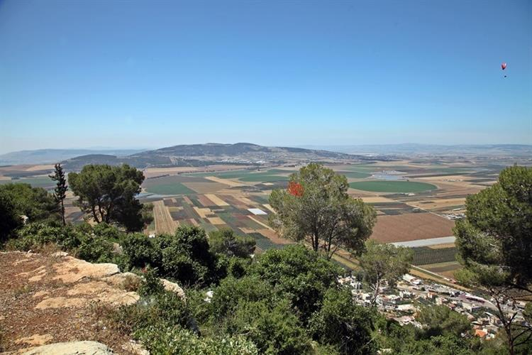 Support Israel and get this picture: Mount Tabor