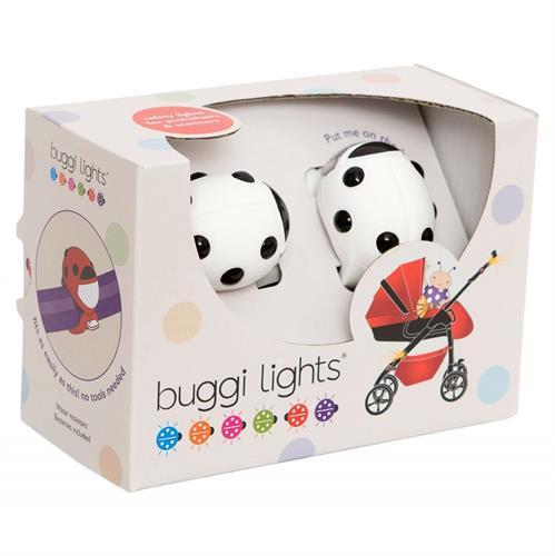 פנסים לעגלה - Buggy Lights- צבע לבן