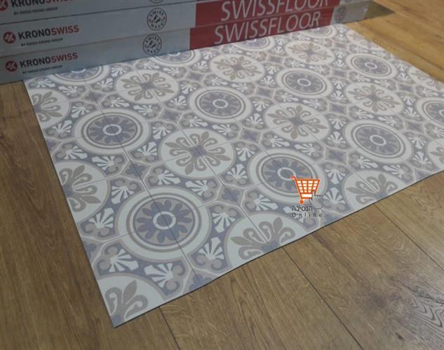 שטיח למטבח פי וי סי דגם -06