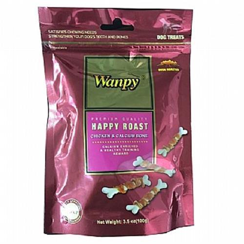 חטיף עצם עוף קלציום wanpy