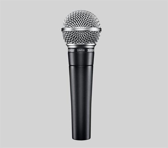 מיקרופון SHURE סדרת SM