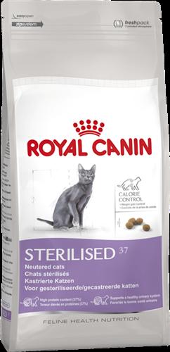 """3182550737623 מזון יבש לחתולים מסורסים עוף ותירס 10 ק""""ג Royal Canin רויאל קנין"""