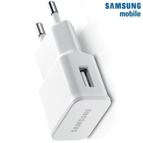 מטען (ראש בלבד) - Samsung original 5V 2A לבן במלאי