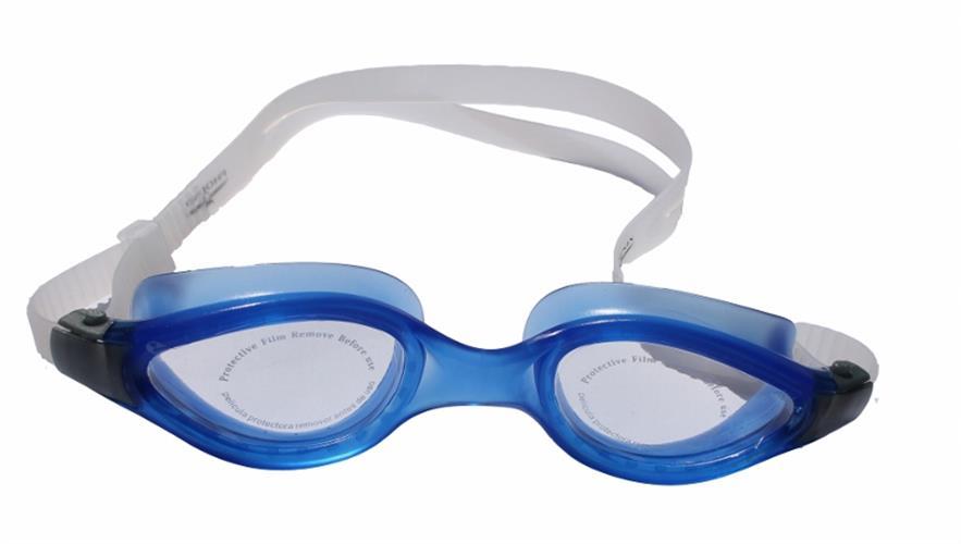 משקפי שחיה בוגרים סיליקון עדשה אלסטית