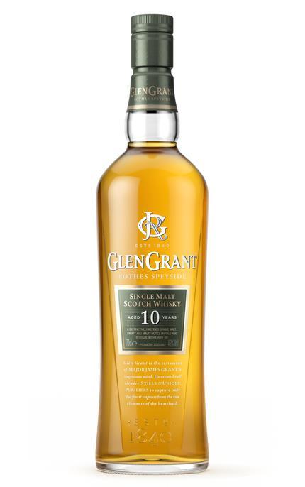 וויסקי גלן גראנט 10 שנים 700 מ''ל