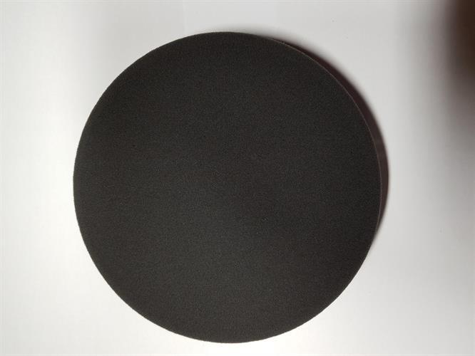 ספוג שחור להברקת יציקות אפוקסי שלב 2