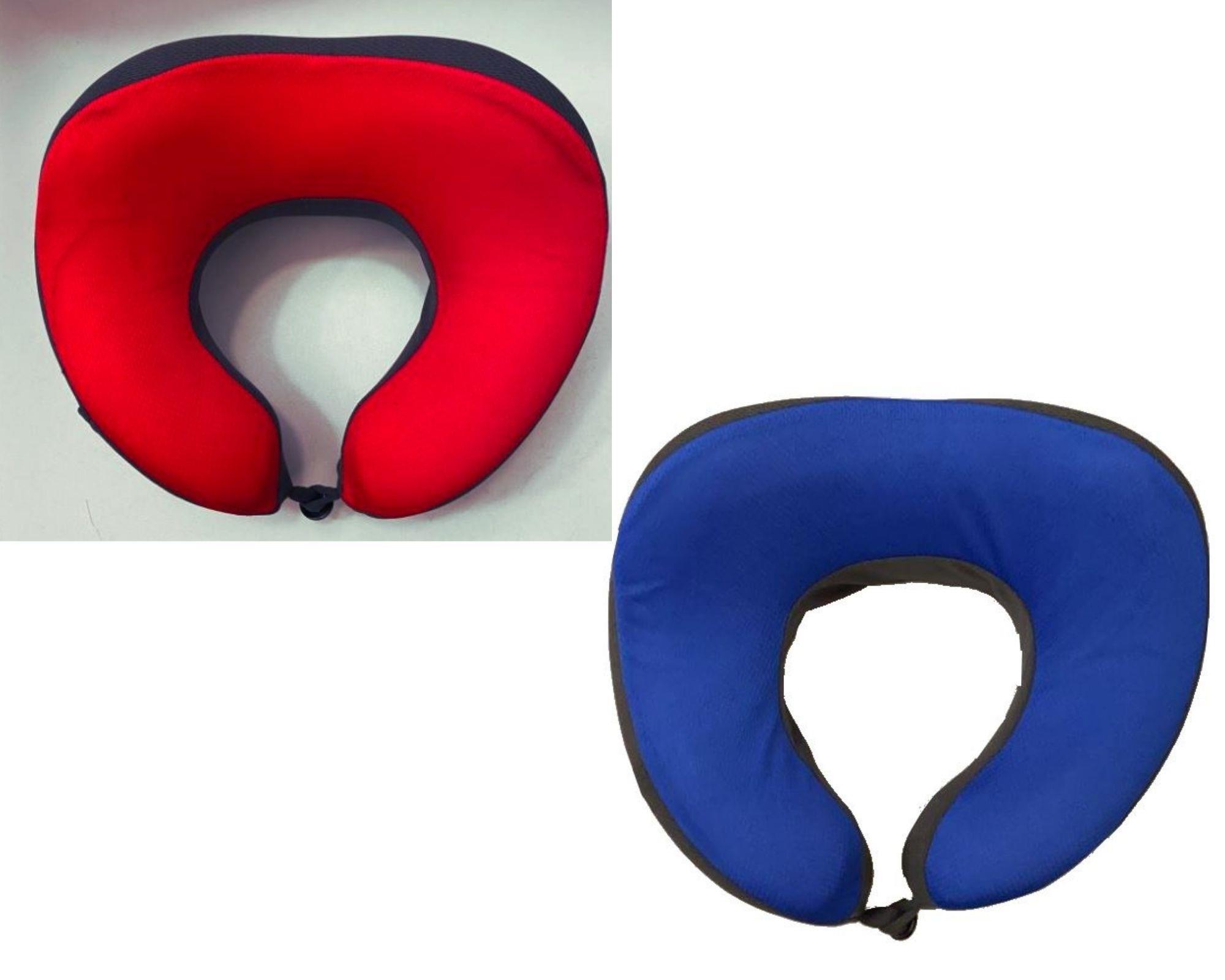 memory foam travel pillow כרית טיסה לצוואר