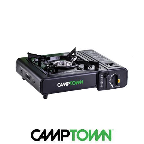 כיריים  כירה גז נייד מבית CAMPTOWN 34X27X10 CM
