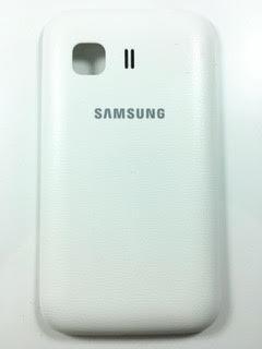 גב/מכסה אחורי לסמסונג יאנג 2 SAMSUNG YOUNG G130 בצבע לבן