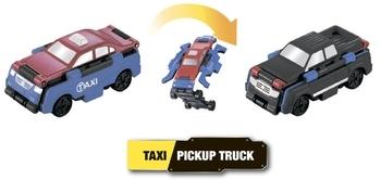 טרנסרייסר- 2 ב-1 מונית וטנדר