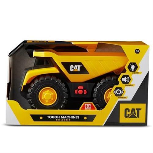 משאית עפר אינטרקטיבית '10 CAT