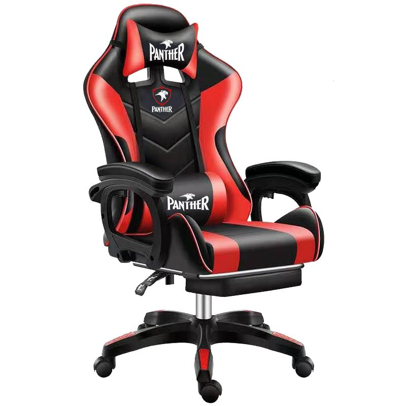 כיסא גימינג דגם - פנתר YC-601-BT . משולב רמקולים וכרית מסג'