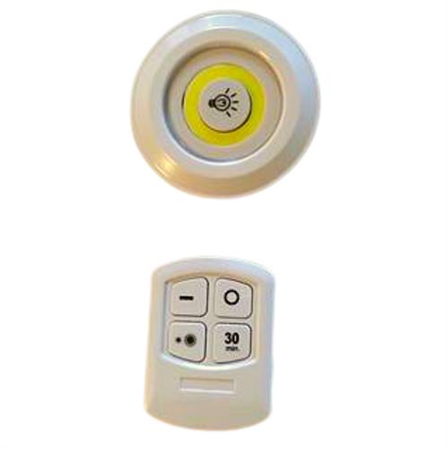 ספוט LED חזק במיוחד - עובד עם שלט כולל טיימר