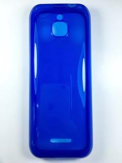 מגן סיליקון לנוקיה NOKIA 6300 4G בצבע כחול