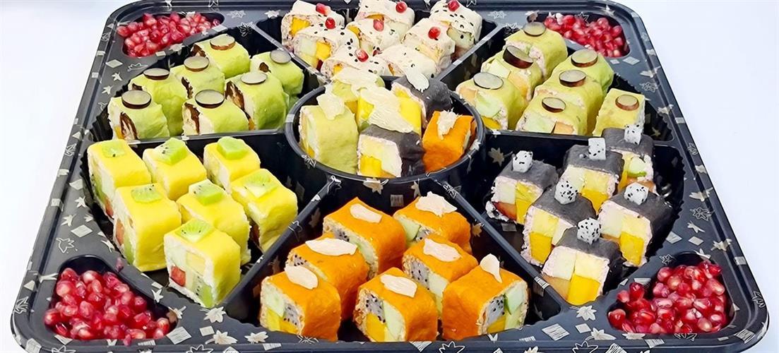 Sushi Mix Fruit Chocolate- סושי מיקס 48 יחי