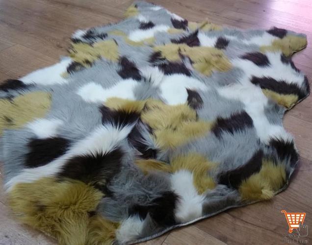 שטיח פרווה דלמטי