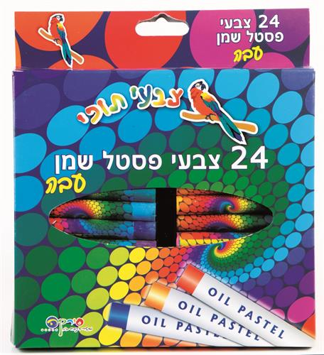 צבעי פנדה 24 יחידות