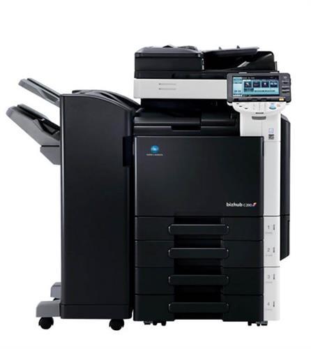 מדפסת משולבת A3 צבעונית מחודשת דגם Minolta bizhub C-280