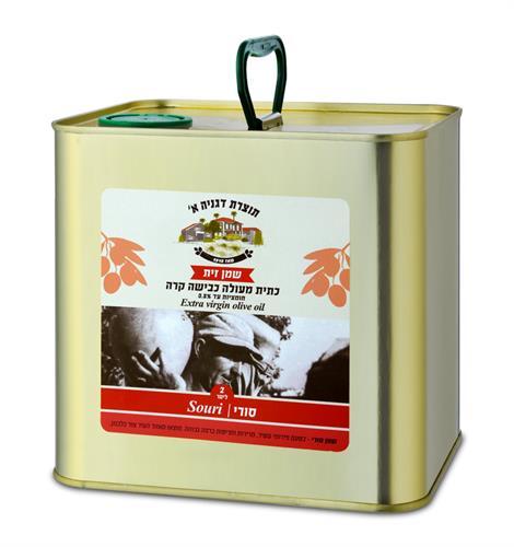 שמן זית סורי 2 ליטר