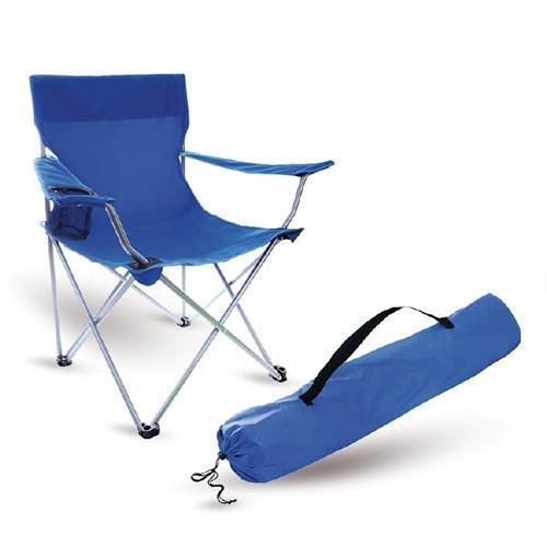 כיסא  במאים צבע כחול  קמפינג קל ''הכרם'' מבית CAMPTOWN
