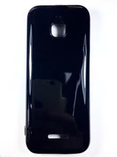 מגן סיליקון לנוקיה NOKIA 8000 4G בצבע שחור