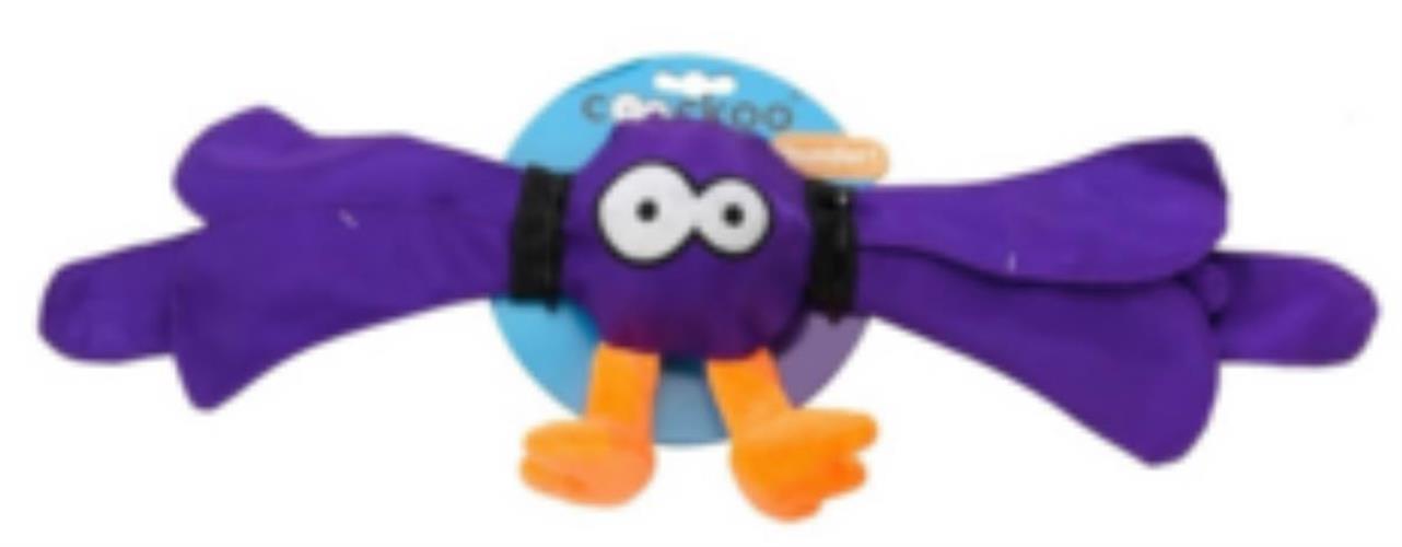 Ckoockoo XLצעצוע מצפצף  לכלב צבע סגול