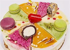 Dream cake - עוגת חלומות