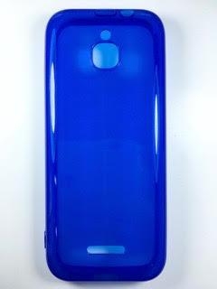 מגן סיליקון לנוקיה NOKIA 8000 4G בצבע כחול