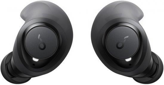 אוזניות Anker Soundcore Life Dot 2 True Wireless - צבע שחור