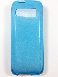 מגן סיליקון ל KOSHER MOBILE K21 בצבע תורכיז