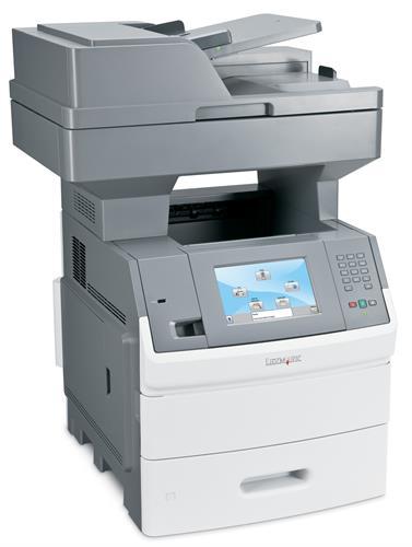 מדפסת משולבת דגם Lexmark X652de