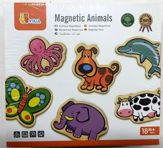 חיות מגנטיות
