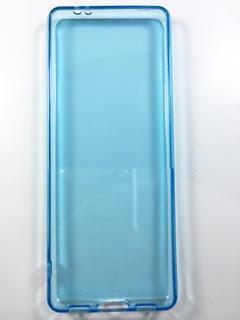 מגן סיליקון לשיאומי +XIAOMI QIN 1S בצבע תורכיז