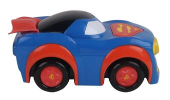הירו דרייב - סופרמן רכב מקרין לוגו