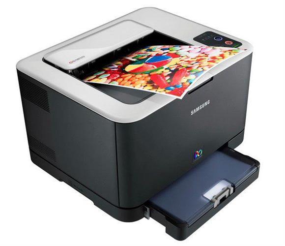 מדפסת לייזר צבעונית סמסונג CLP-325