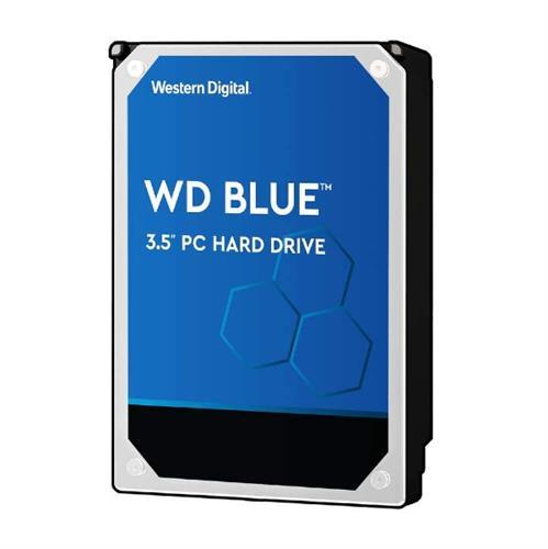 דיסק קשיח למחשב נייח Western Digital 6TB BLUE 5400rpm 256mb buffe