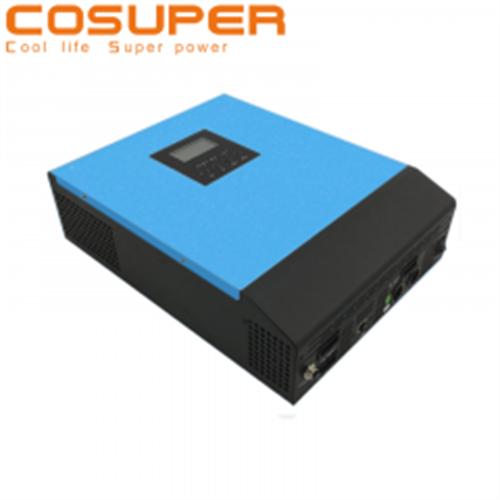 ממיר מתח LPE גל סינוס טהור משולב מטען אלקטרוני 3000 ואט 24 וולט COSUPER